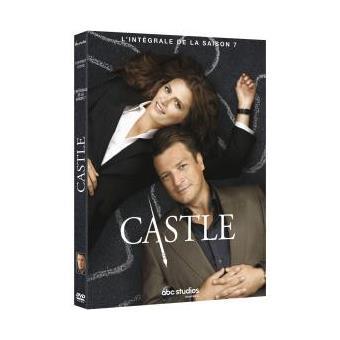 castle saison 7 coffret dvd dvd zone 2 achat prix fnac. Black Bedroom Furniture Sets. Home Design Ideas