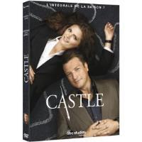 Castle Saison 7 Coffret DVD