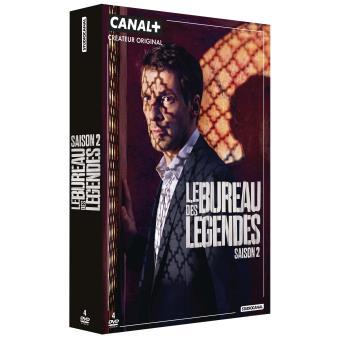 Le Bureau des légendesLe Bureau des légendes Saison 2 Coffret DVD