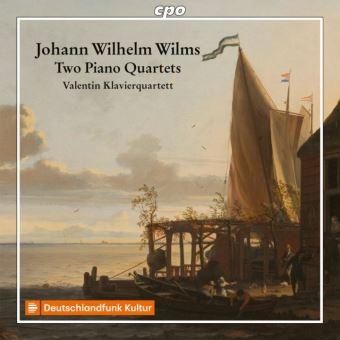 Piano Quartets Op.22 & 30