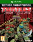 Teenage Mutant Ninja Turtles Des Mutants à Manhattan Xbox One