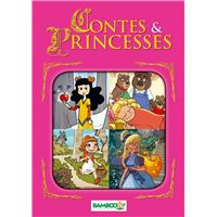 Contes et princesses - poche