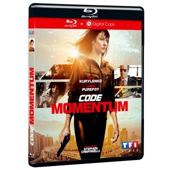 Code momentum Blu-ray