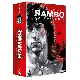 RamboRambo - Coffret de la Trilogie