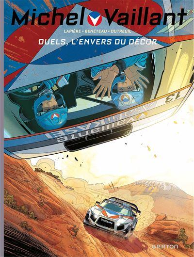 Michel Vaillant - Nouvelle Saison - Duels / Edition augmentée