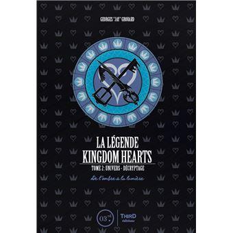 Kingdom heartsUnivers et décryptage