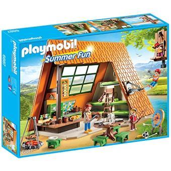 Playmobil Summer Fun 6887 Gîte de vacances