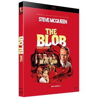The Blob Danger Planétaire Edition Limitée Combo Blu-ray DVD