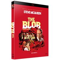 The Blob Danger Planétaire Edition Limitée Combo Blu-ray DVD