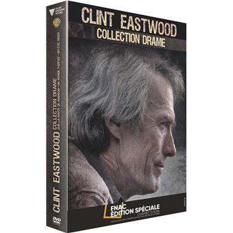 Coffret Eastwood Emotion Edition spéciale Fnac DVD