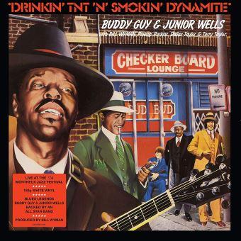 Drinkin'Tnt'N'Smokin' Dynamite - LP 180g Vinil 12''