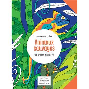 Animaux sauvages (Petit cahier harmonie)