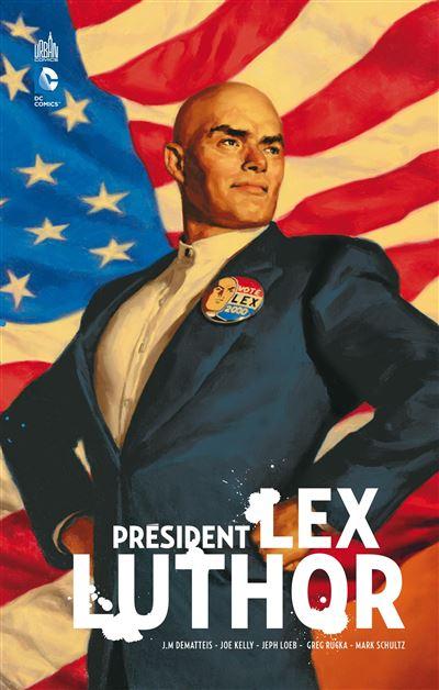 Président Lex Luthor