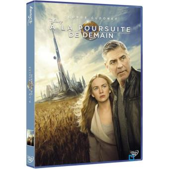 À la poursuite de demain DVD