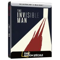 Invisible Man Steelbook Edition Spéciale Fnac Blu-ray 4K ultra HD