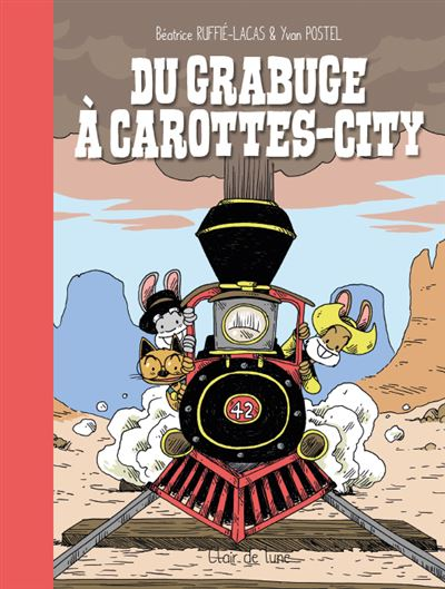 Du grabuge à Carottes-City