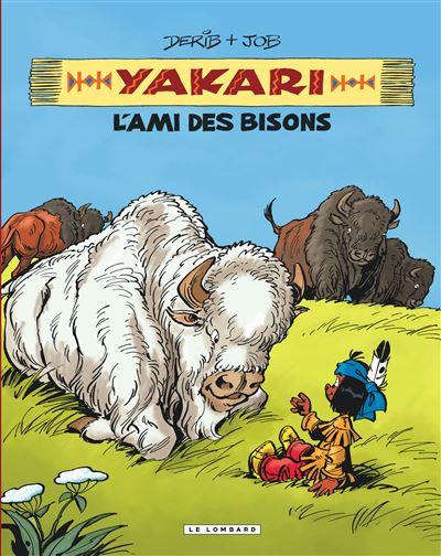 Intégrale Yakari, l'ami des animaux - Yakari, l'ami des bisons