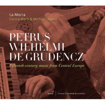 De Grudencz : Fifteenth-century music from Central Europe