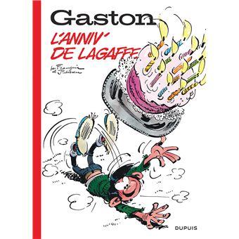 Gaston Lagaffe - Gaston Lagaffe, Hors-série 60 ans
