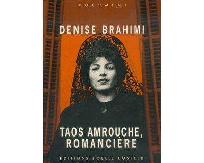 Taos Amrouche romancière