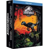 Coffret Jurassic Park 1 à 5 Blu-ray