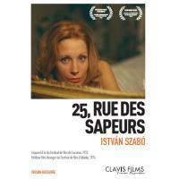 25 rue des Sapeurs DVD