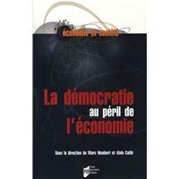 Democratie au peril de l economie