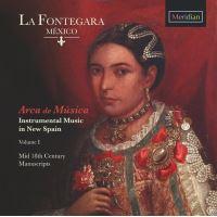 Arca De Musica Musique instrumentale en Nouvelle Espagne