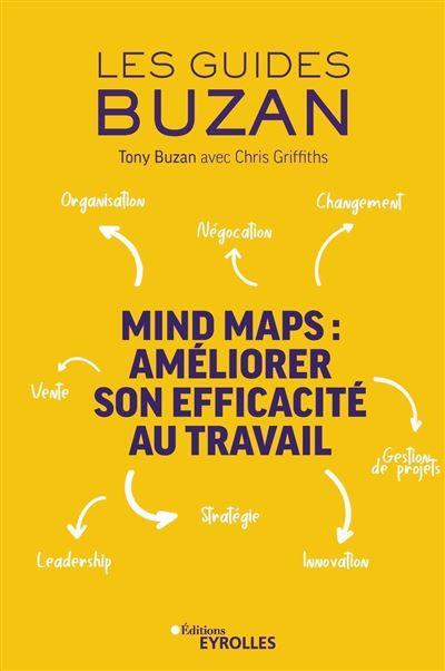 Mind Maps : améliorer son efficacité au travail