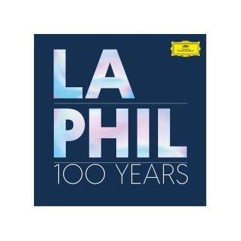 La Phil 100 Years Coffret Edition Limitée Inclus DVD