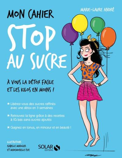 Mon cahier Stop au sucre - 9782263150432 - 4,99 €