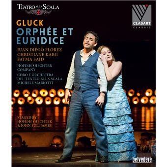 Orphée et Euridice Blu-ray