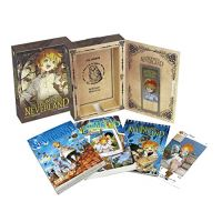 The Promised Neverland - Coffret Roman &