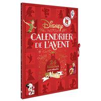 DISNEY CLASSIQUES - Calendrier de l'Avent - 24 histoires pour attendre Noël