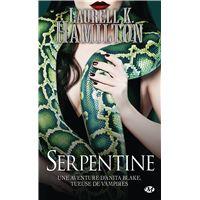 Anita Blake, T26 : Serpentine