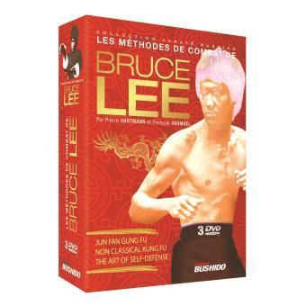 Coffret Les méthodes de combat de Bruce Lee DVD