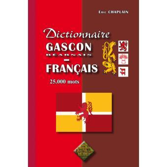 Dictionnaire gascon béarnais-français ancien et moderne