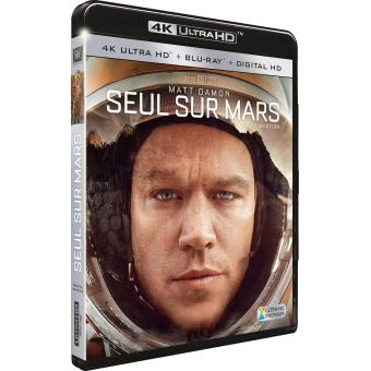 The martian - 2 Disc Bluray