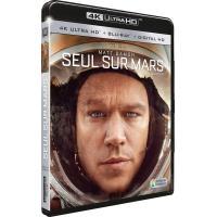 Seul sur Mars Blu-ray 4K Ultra HD