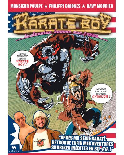 Karaté Boy - Tome 1 : Karaté Boy