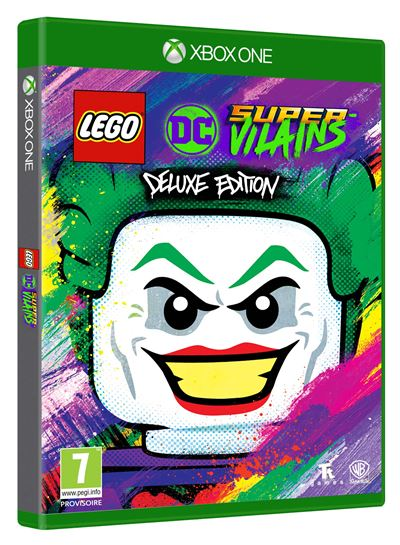 LEGO DC Super-Vilains Edition Deluxe Xbox One