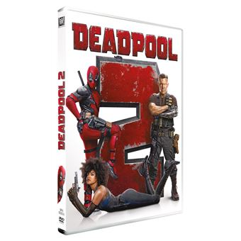 DeadpoolDeadpool 2 DVD