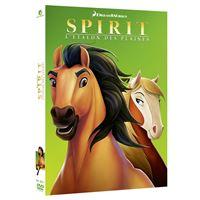 Spirit l'étalon des plaines DVD