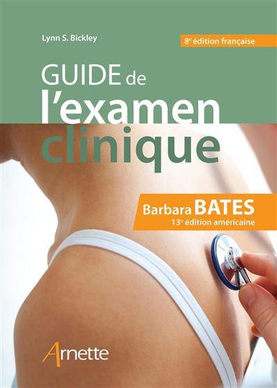 Guide de l'examen clinique
