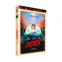 Patrick Edition Collector Combo Blu-ray DVD