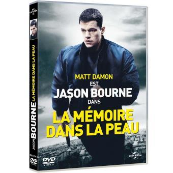 Jason BourneLa Mémoire dans la peau DVD