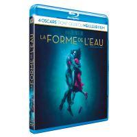 La Forme de l'eau Blu-ray