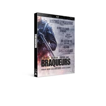 Braqueurs Blu-ray