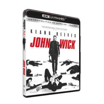 John WickJohn Wick Blu-ray 4K Ultra HD
