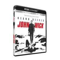 John Wick Blu-ray 4K Ultra HD